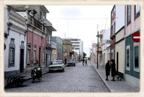 1981年のヴィラ・サント・アントニオ住宅街