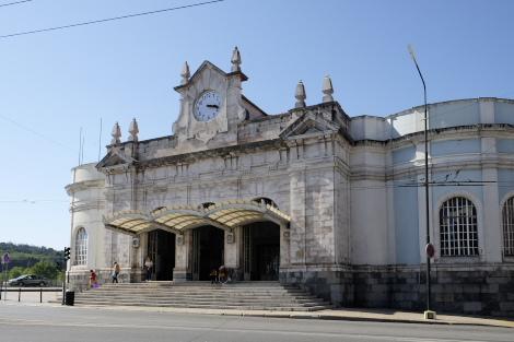 コインブラA駅