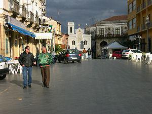ピッツォの広場