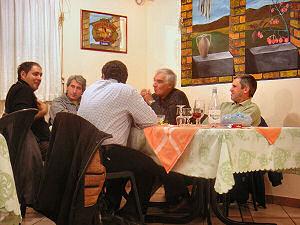 親父たちの晩餐