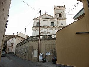 ソヴェラート・スーペリオーレの教会