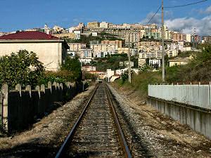 丘上の大都会カタンザーロ