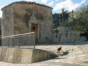 ポリカストレッロの礼拝所