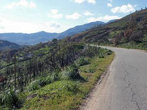 サン・ソスティへの道