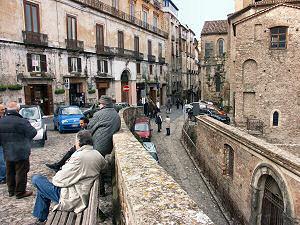 日曜日の旧市街