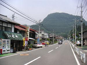 中山道・坂本宿