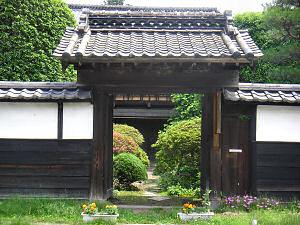 坂本宿の家