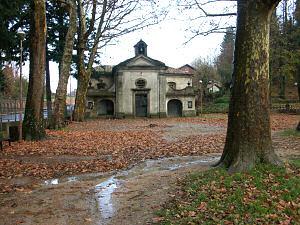 セッラ・サン・ブルーノの聖ロッコ教会