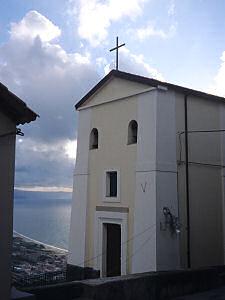 ニコーテラの教会