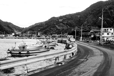 愛媛県宇和島市大浦の1983年