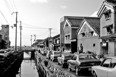 福井県小浜市堀川の1978年